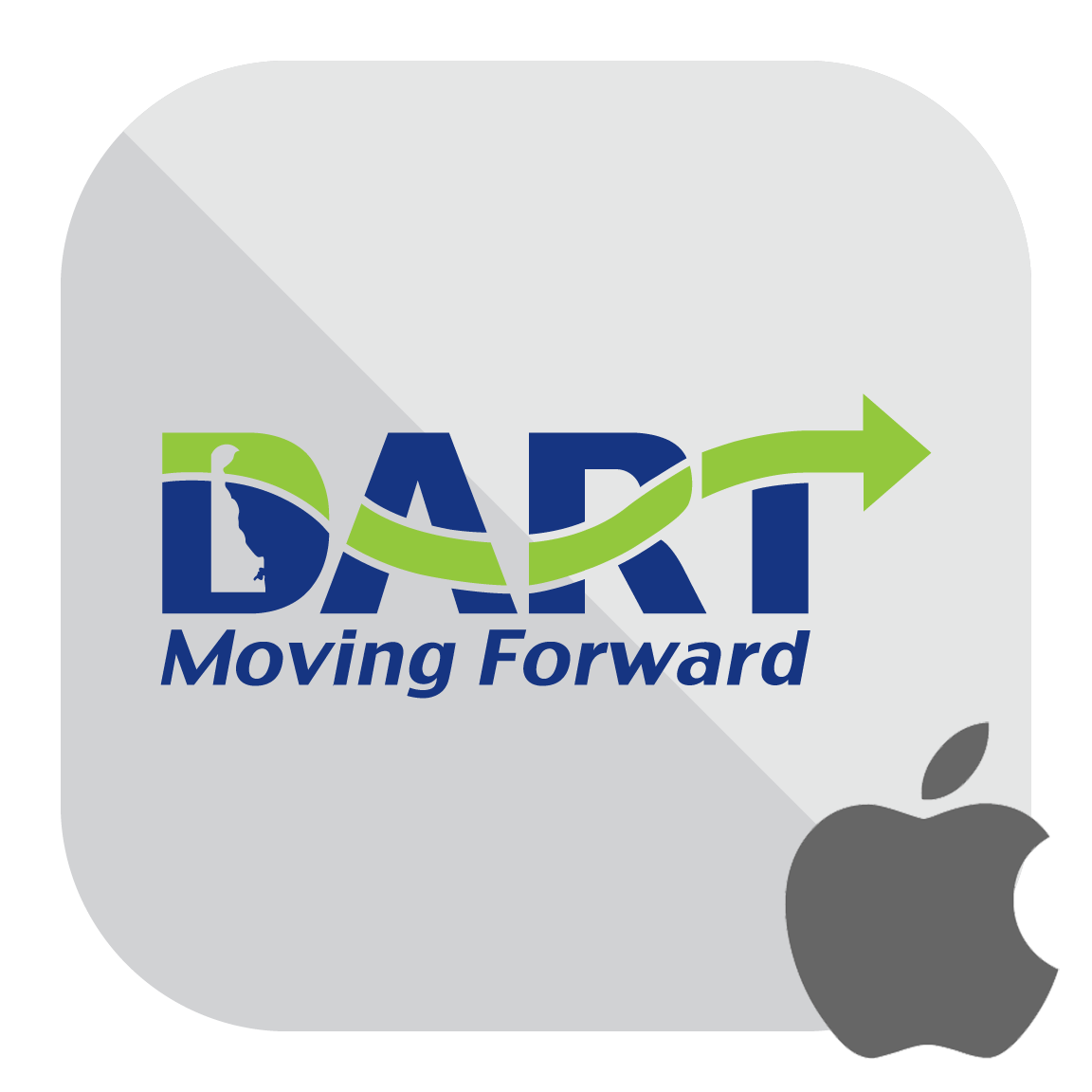 Download DART Transit iOS App